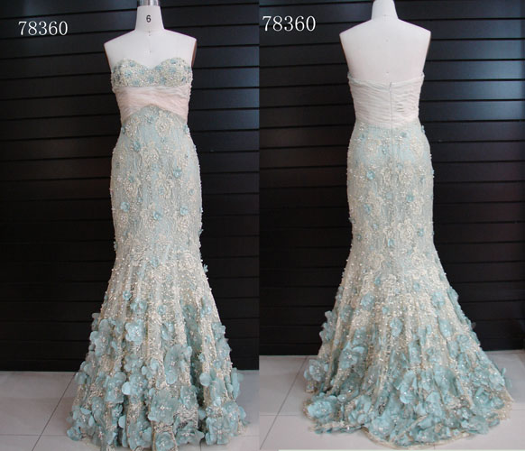 Mermaid dress MM78360