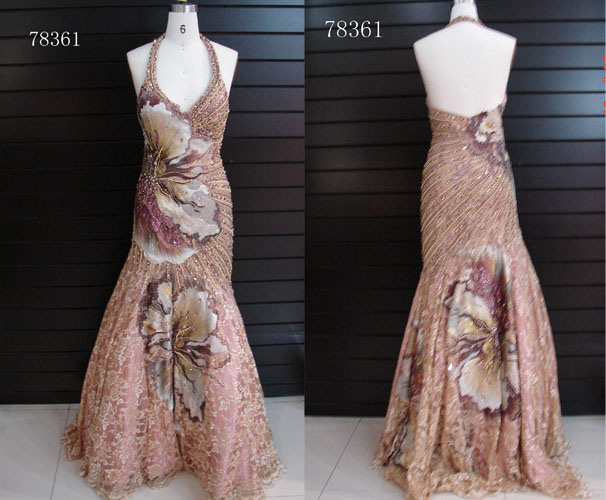 Mermaid dress MM78361